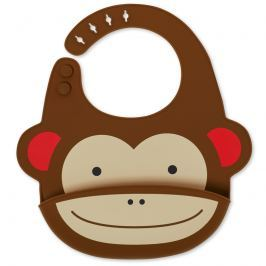 SKIP HOP - Zoo Bryndák silikonový Opička
