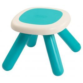 SMOBY - 880202 Taburetka pro děti Kid Chair modrá
