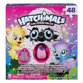 SPIN MASTER - Hatchimals Puzzle 48Ks S Exclusive Zvířátkem