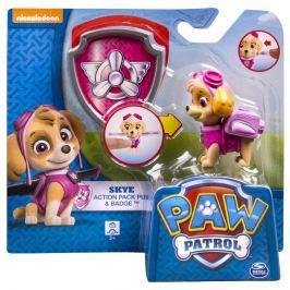 SPIN MASTER - Paw Patrol Figurka S Akčním Batohem