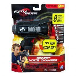 SPIN MASTER - Spy-Gear Měnič hlasu 30855