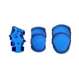 SPOKEY - BUFFER - 3-dílná sada dětských chráničů, modré, vel. XS