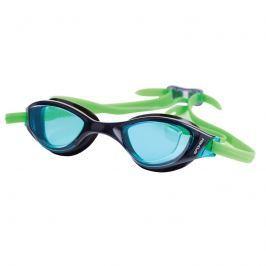 SPOKEY - FALCON Plavecké brýle černo-zelené