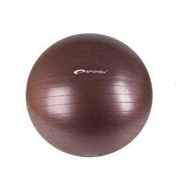 SPOKEY - FITBALL II - Gymnastický míč 55 cm včetně pumpičky, bordó