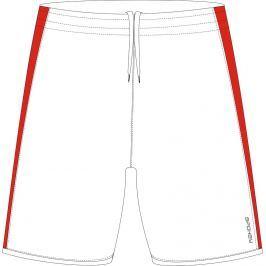 SPOKEY - Fotbalové šortky bílé vel. L