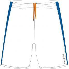 SPOKEY - Fotbalové šortky bílo-modré  vel. XL