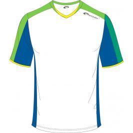 SPOKEY - Fotbalové triko bílo-zelené vel. XXL