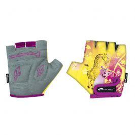 SPOKEY - GIRAFFE GLOVE Dětské cyklistické rukavice dětské XXS (15,5 cm) Produkty