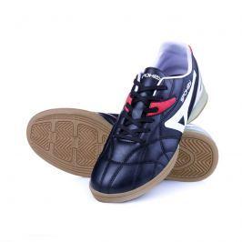 SPOKEY - HALL  JR 2 Juniorská sálová obuv černo-bílá vel.32