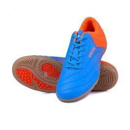 SPOKEY - HALL  JR 3 Juniorská sálová obuv modro-oranžová vel.38