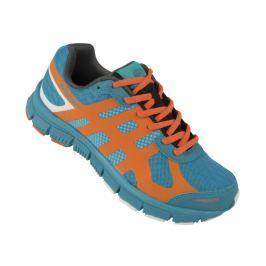 SPOKEY - Liberia 5 Běžecké boty dámské petrol - oranžová vel. 37