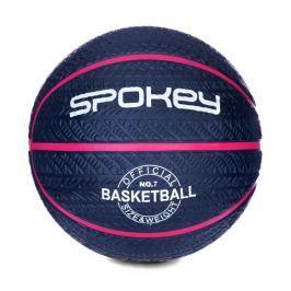 SPOKEY - MAGIC Basketbalový míč  modrý s růžovým  vel.7