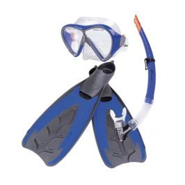 SPOKEY - MERQUIS Sada brýle + šnorchl + ploutve S 38 - 39