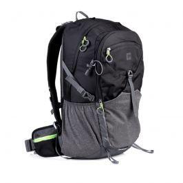 SPOKEY - REDWOOD Batoh turistický 36l, černo-zelený