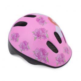 SPOKEY - ROSES FAIRY Dětská cyklistická přilba, 48-52 cm
