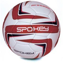 SPOKEY - SHADOW II Fotbalový míč bílo-červený č.5