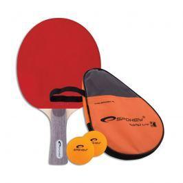 SPOKEY - SMASH SET- pálka, pouzdro, 2 míčky  ** profilovaná rukojeť
