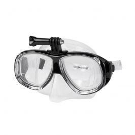 SPOKEY - TAMUK CAMERA Maska na plavání s úchytem na kameru