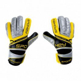 SPOKEY - TOUCH Brankářské rukavice žluté roz.9