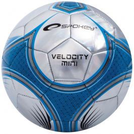 SPOKEY - VELOCITY MINI - Fotbalový míč mini modrý č.2