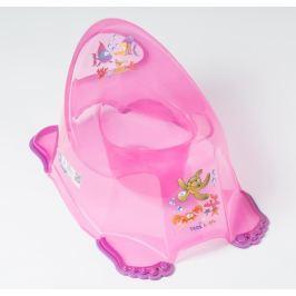 TEGA BABY - Nočník Aqua růžový