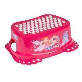 TEGA BABY - Stupínek Little Princess růžový