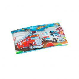 TEGA BABY - Polštář velký 40x60 Cars, modrý