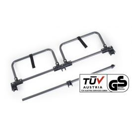TFK - Adaptéry Twin Adventure + 2x  Duo X adapter T-006-45-TWA-2