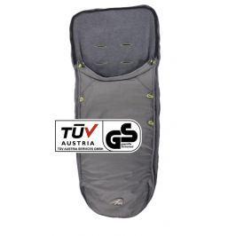 TFK - Fusak Joggster Adventure + Trail, Twin Adventure + Trail footmuff universal - Fossil T-059-327