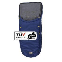 TFK - Fusak Joggster Adventure + Trail, Twin Adventure + Trail footmuff universal - Twilight Blue T-059-333
