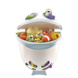 THERMOBABY - Box na hračky do koupelny Bubble Fish - zelená