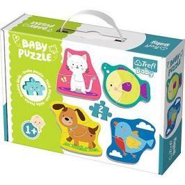 TREFL - Puzzle baby classic zvířátka