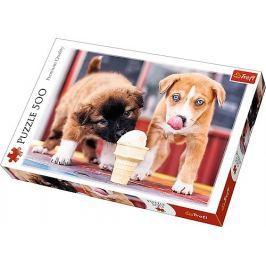 TREFL - Puzzle Čas na zmrzlinu 500