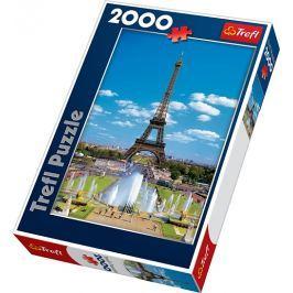 TREFL - Puzzle Eiffelova veža 2000
