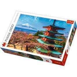 TREFL - Puzzle Fuji 1500