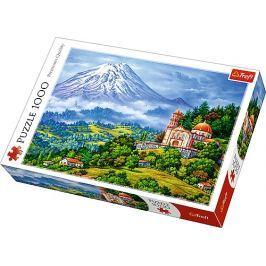 TREFL - Puzzle Země s vulkánem