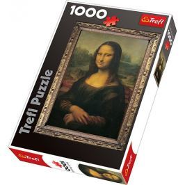 TREFL - Puzzle Mona Lisa.