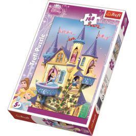 TREFL - Puzzle Palac princezně 160, výrobce Trefl.