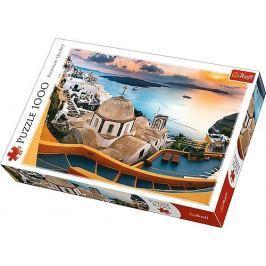 TREFL - Puzzle Santoriini