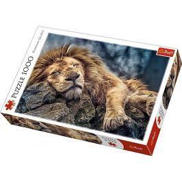 TREFL - Puzzle Spící lev