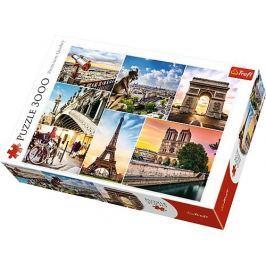 TREFL - Puzzle Zázračný Paříž 3000