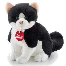 TRUDI - Kotě - Cirne-bílé kotě, 20cm