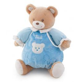 TRUDI - Plyšový Medvídek velký - modrý
