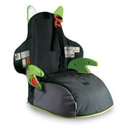 TRUNKI - Batoh - Podsedák BoostApack - zelený