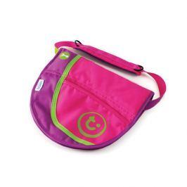 TRUNKI - Taška Saddle bag - Růžová
