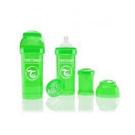 TWISTSHAKE - Anti-Colic 260ml Green