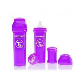 TWISTSHAKE - Anti-Colic 330ml Purple