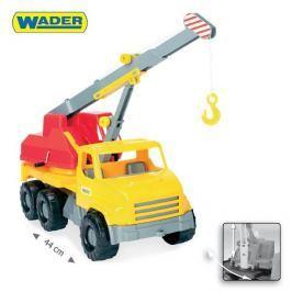 WADER - auto City Truck 5 druhů 32600