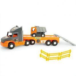 WADER - Super Tech Truck vyklápěčky 36710