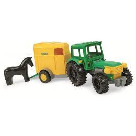 WADER - Traktor Farmer v boxu 35020